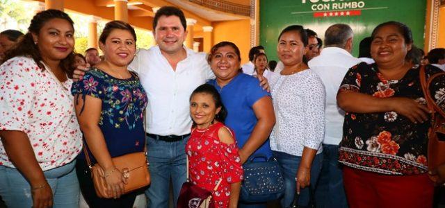 El PRI sigue vigente: Mauricio Sahuí