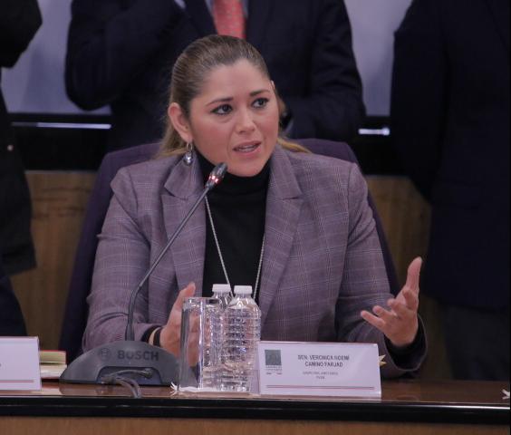 "Funcionarios federales cancelan reunión con legisladores sobre  combate a ""huachicol"""