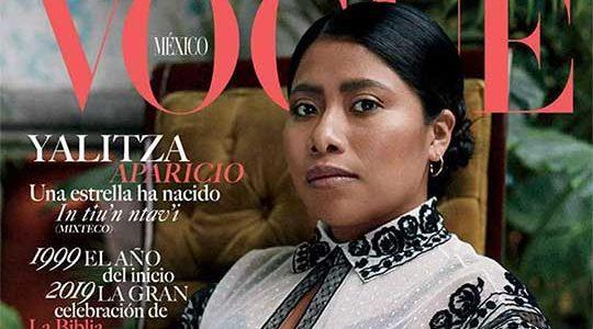 Yalitza Aparicio, la portada más viral de la historia