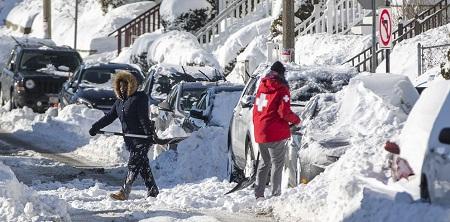 Pronostican temperaturas de hasta -48 grados en Estados Unidos
