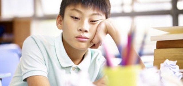 Niño finge su secuestro para no hacer la tarea; todo salió mal
