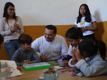 Centros de Desarrollos de Mérida: oportunidad de superación para todos