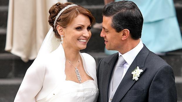 Angélica Rivera y Peña Nieto, rompen relación