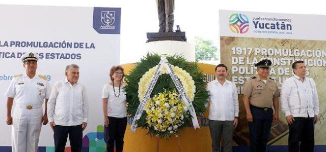 Yucatán, dispuesto a asumir su rol protagónico en el país