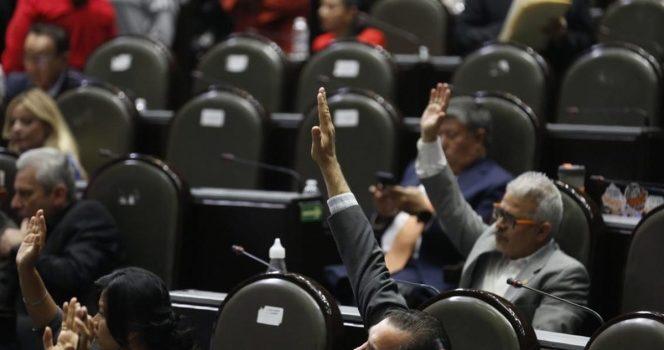 Aprueban Ley Taibo en Cámara de Diputados; pasa al Ejecutivo
