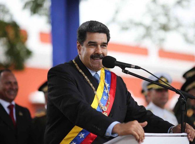 Maduro ordena plan de despliegue en frontera con Colombia