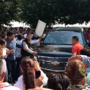 Militares cuidan la seguridad del Presidente AMLO