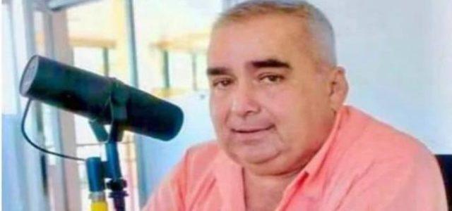 Matan a quemarropa al periodista y locutor Jesús Ramos en Tabasco