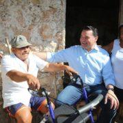 Renán Barrera da banderazo a la primer Jornada de Empleo en comisarías