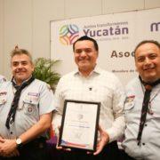 El Ayuntamiento de Mérida fortalece sinergias con la Asociación de Scouts de México