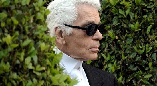 La moda está de luto: muere Karl Lagerfeld