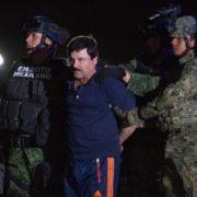 Por austeridad, retorno a México de policía que capturó a 'El Chapo'