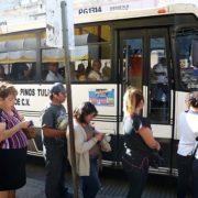 Alivia a las familias la reducción de tarifas del transporte en Mérida