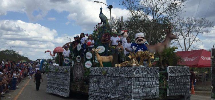 Carnaval de Mérida, espacio ideal para la diversión y la promoción: CANACO