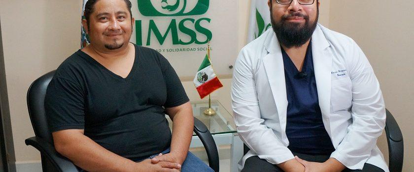 Especialistas del IMSS salvan riñones de derechohabiente