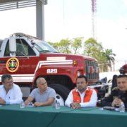 En Yucatán, respuesta inmediata ante incendios