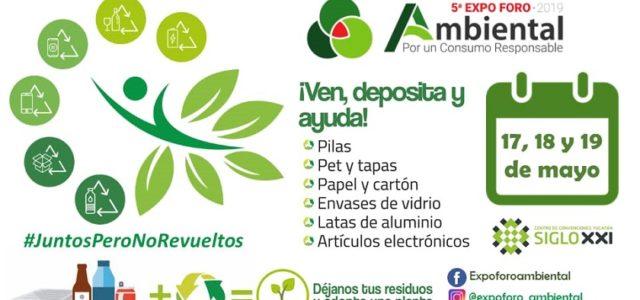 Reciclatón va por más de 36 toneladas de desechos