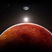 NASA y UNAM hallan indicios de que hubo vida en el planeta Marte