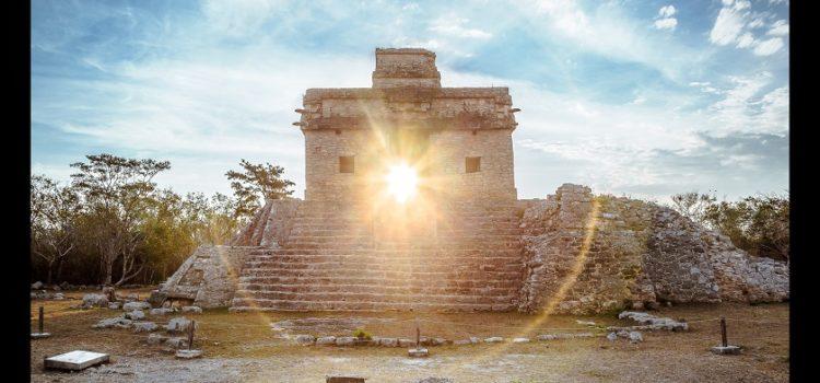 Vive el equinoccio maya de primavera en Yucatán