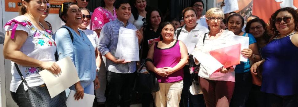 Anuncian fecha límite para presentar amparos de estancias infantiles