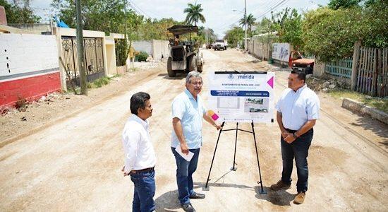 Mejor vialidad en el poniente de Mérida