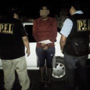 Detenido presunto homicida de extranjero