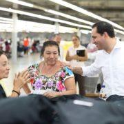 Vila continúa impulsando el empleo en el interior del estado
