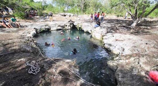 ¡ Súmate a la limpieza de cenote Chen'ha !