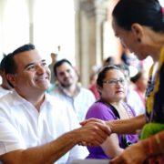 Hay confianza en el manejo de recursos de Mérida