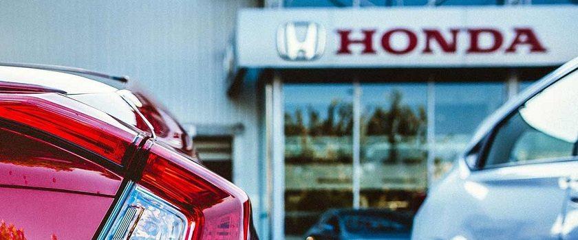 Alerta Profeco fallas en vehículos de la marca Honda