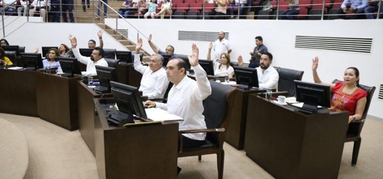 Finaliza Segundo Periodo Ordinario del Primer Año de la LXII Legislatura
