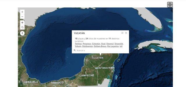 Playas mexicanas, idóneas para el uso recreativo