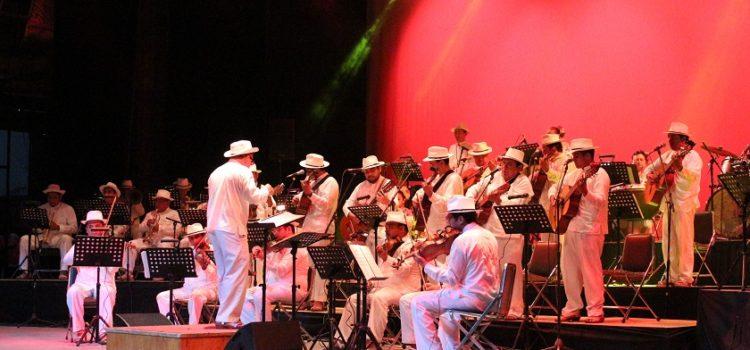 La Orquesta Típica Yukalpetén festeja 77 años