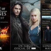 Nintendo lanza videojuego de 'Game of Thrones'