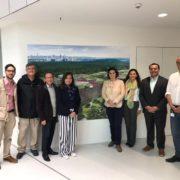 El alcalde de Mérida está en una cumbre en Alemania donde abordan el cambio climático