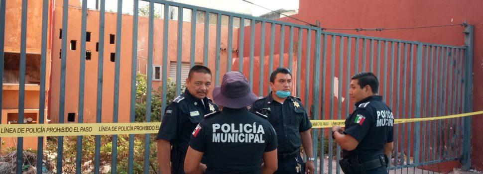 Hallan a persona muerta en el Centro de Mérida