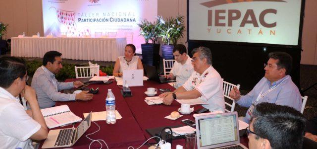 Se construye documento general sobre mecanismos de participación ciudadana