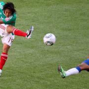 El gol de una mexicana, el mejor de las copas del mundo femeniles