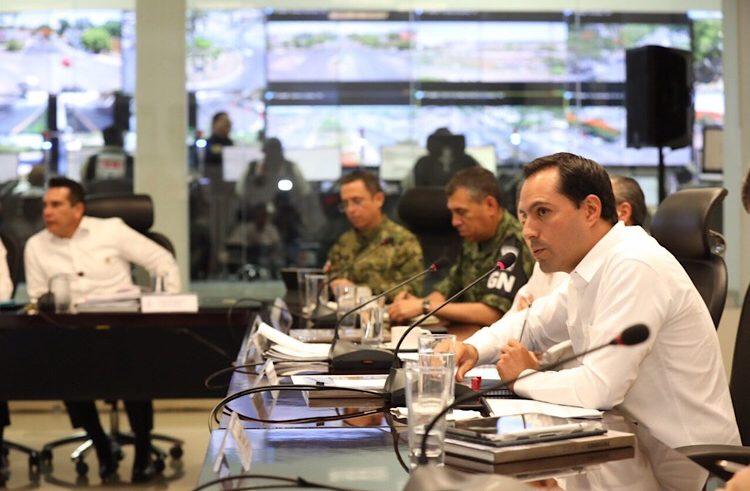 Yucatán, ejemplo de seguridad en todo el pais