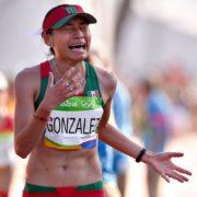 La marchista Lupita González es suspendida cuatro años por dopaje