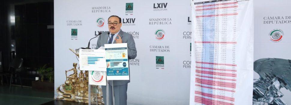 Aplaude Ramírez Marín apoyo a Tabasco y pide que se revisen a la baja tarifas eléctricas de Yucatán