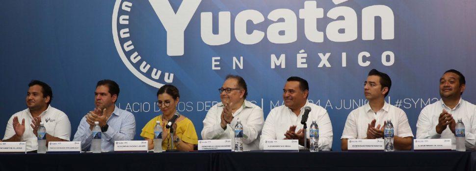 Semana de Yucatán en México llevará los colores, sabores y cultura de Yucatán a la capital del país