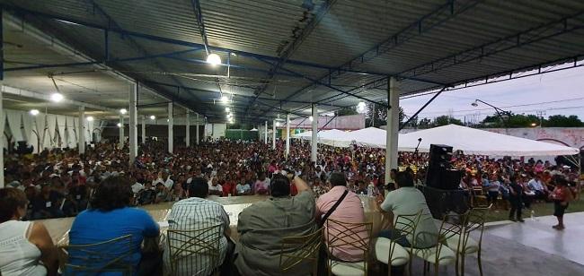 Cinco mil yucatecos respaldan la creación de PAÍS