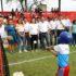 Gobernador de Yucatán supervisa los entrenamientos de novatos de la Academia de Iniciación Deportiva