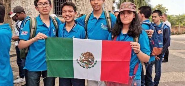 Ganan mexicanos en Olimpiada de Matemáticas