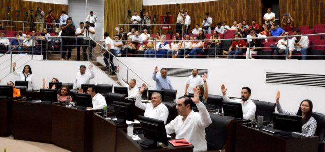 Congreso de Yucatán aprueba la ley antiplásticos