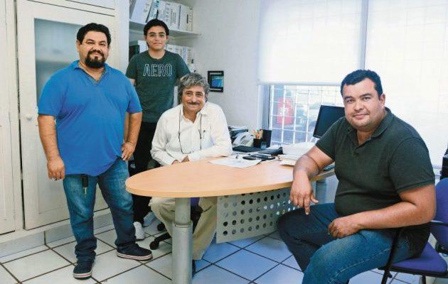 Con software mexicano van a la caza del sargazo