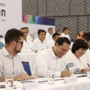 Mauricio Vila impulsa histórica inversión para acciones de vivienda en Yucatán