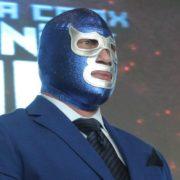Blue Demon Jr. se retiraría si pierde la máscara en Triplemanía XXVII