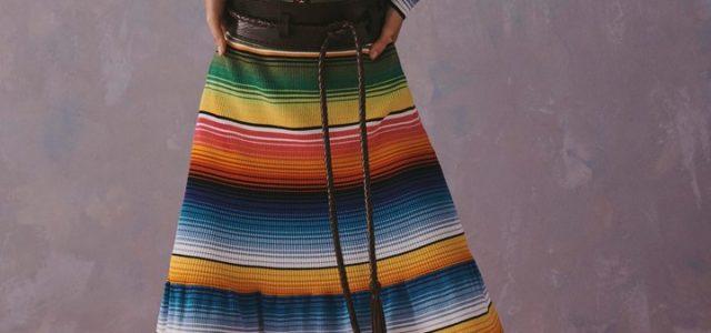 Carolina Herrera se inspira en México y da con una de sus colecciones más bonitas